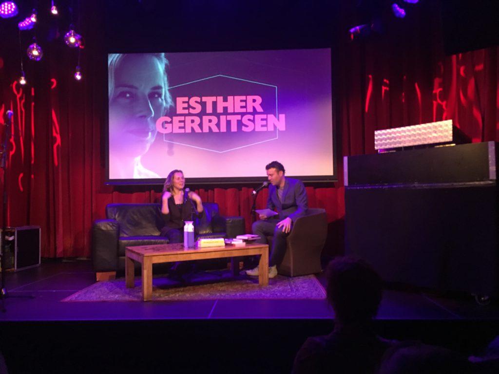 Esther Gerritsen, De trooster, Libris Literatuurprijs, Lamoer, Patronaat, Haarlem, Talkshow, Boeken