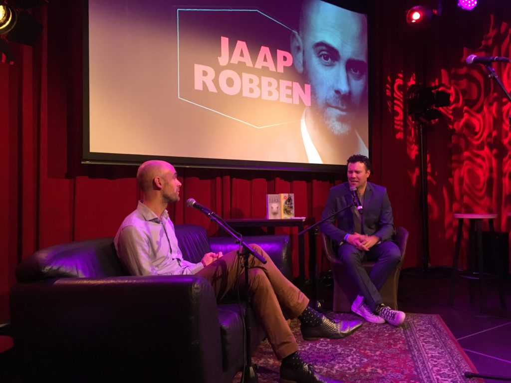 Jaap Robben over Birk en Zomervacht
