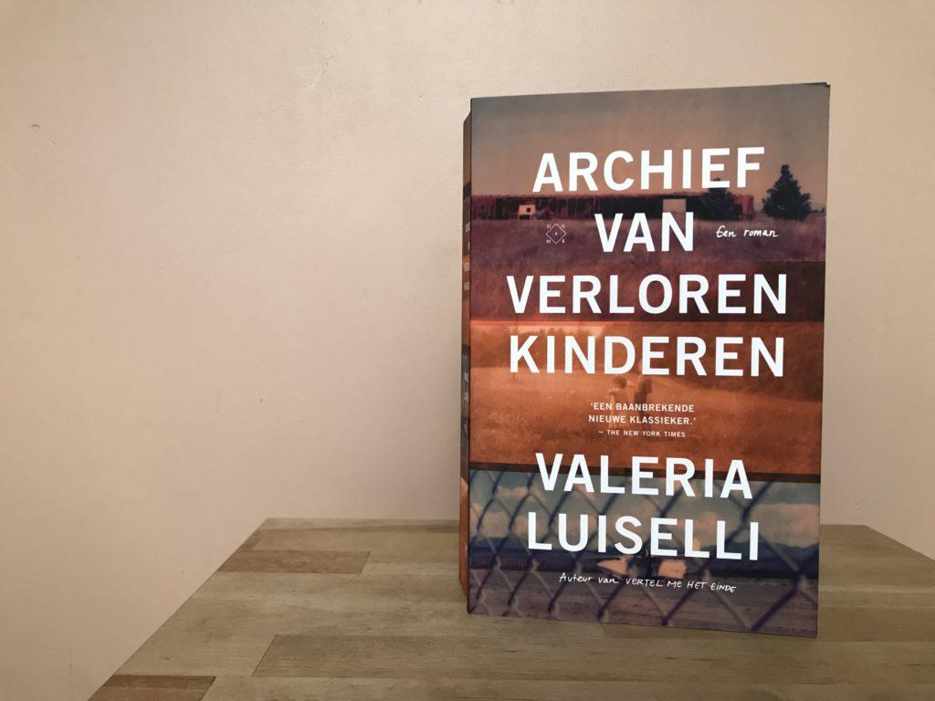 Archief van verloren kinderen, Valeria Luiselli, Lamoer, Read more books
